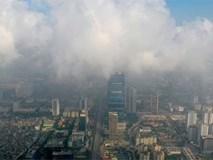 Hà Nội trong báo động đỏ về ô nhiễm không khí