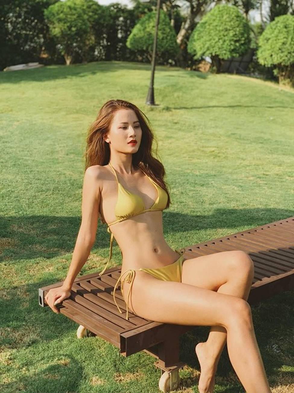 2 trùm cuối của Hoa hậu Hoàn vũ Việt Nam có body hoàn hảo như thần Vệ nữ-1