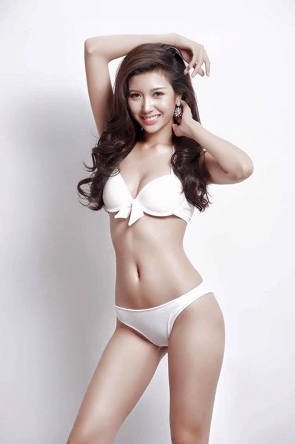 2 trùm cuối của Hoa hậu Hoàn vũ Việt Nam có body hoàn hảo như thần Vệ nữ-9