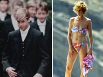 Chuyện giờ mới kể: Hoàng tử William từng bị bạn bè bắt nạt, cảm thấy xấu hổ vì kích thước vòng 1 của Công nương Diana