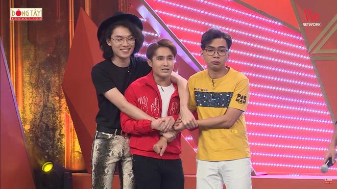 Trường Giang: Hari Won không phải vì đồng tiền mới làm game show-5