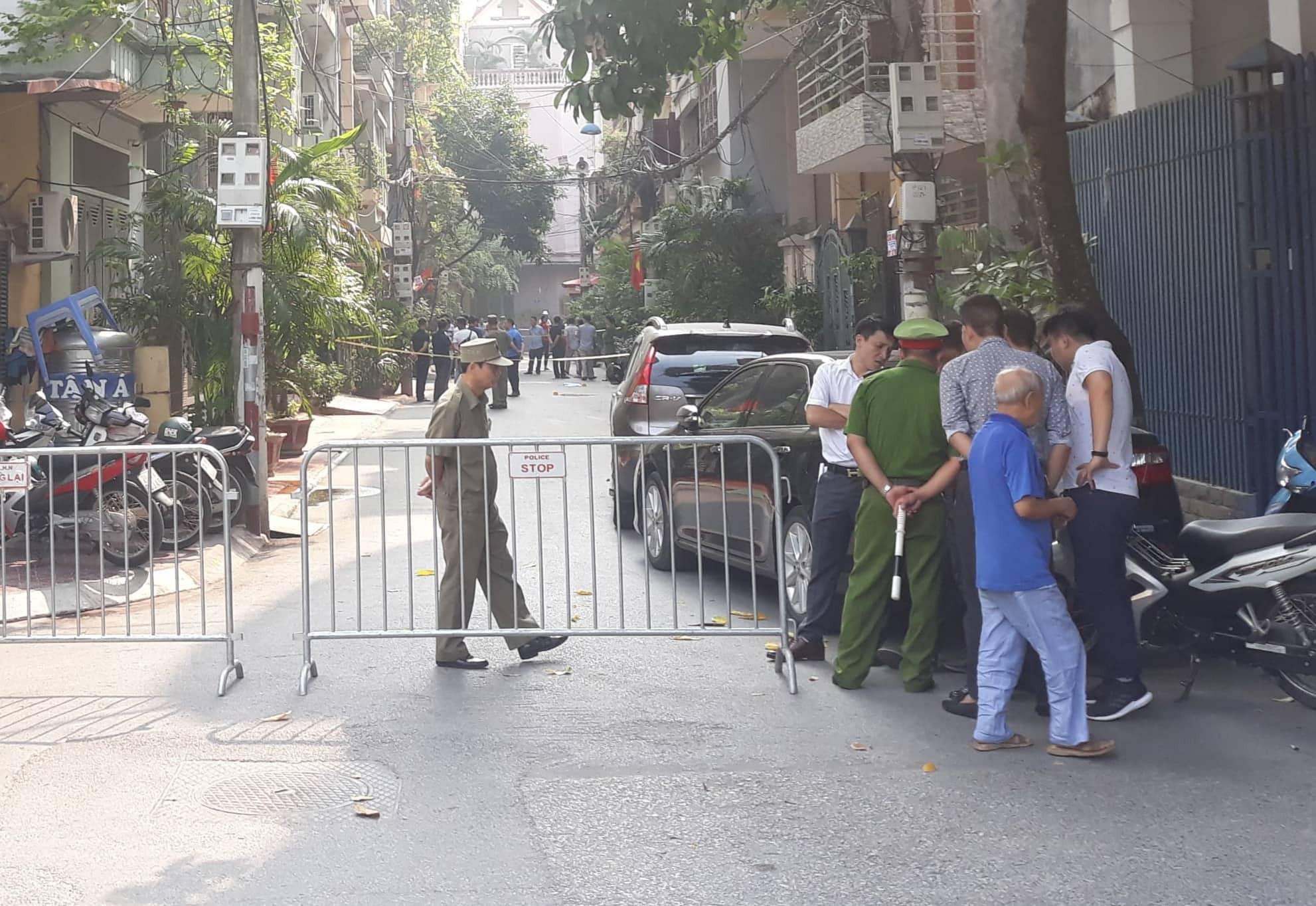 Vụ nam thanh niên sát hại 2 nữ sinh rồi nhảy lầu tự tử: Nhiều người dọn nhà đi vì không dám ở qua đêm-3
