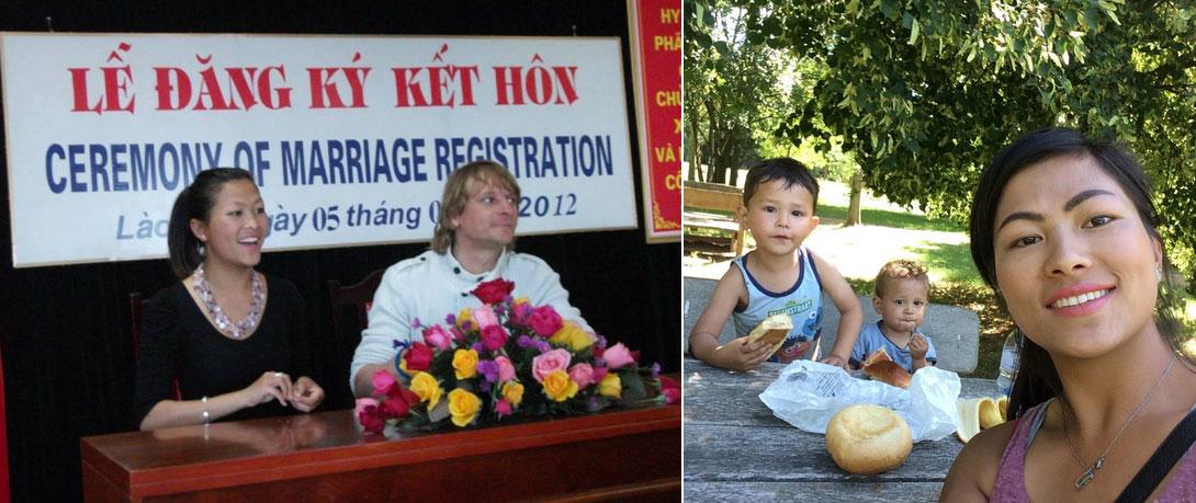 Cô bé HMông: Tôi may mắn lấy chồng Tây nhưng cũng nỗ lực rất nhiều-2