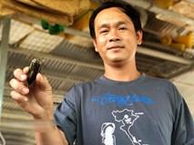'Chỉ huy' 4000 con cà cuống độc nhất miền Tây, thu tiền triệu/ngày