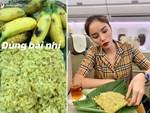 Hoa hậu Kỳ Duyên, Ngọc Trinh đều thích thú với món ăn mà ai nghe tên cũng cười khúc khích-18