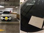 """Xe Lexus gác"""" lên thân Mercedes - hình ảnh vụ tai nạn gây xôn xao trên phố Hà Nội-4"""