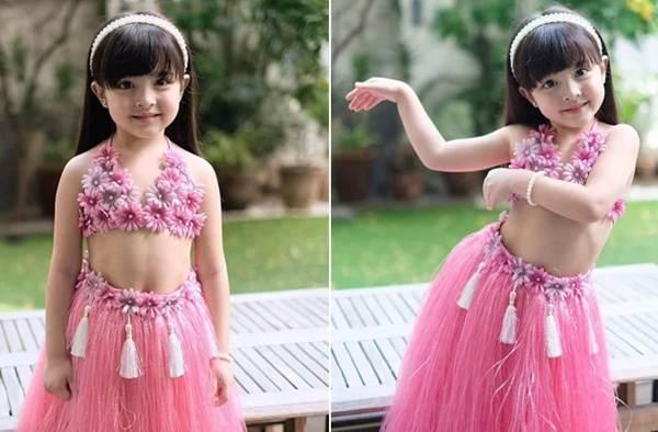 Nhan sắc con gái 'mỹ nhân đẹp nhất Philippines' khiến nhiều người tan chảy-2