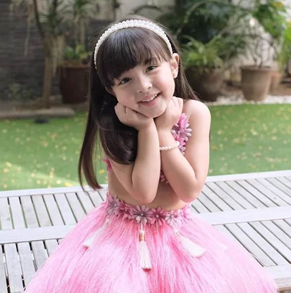 Nhan sắc con gái 'mỹ nhân đẹp nhất Philippines' khiến nhiều người tan chảy-3