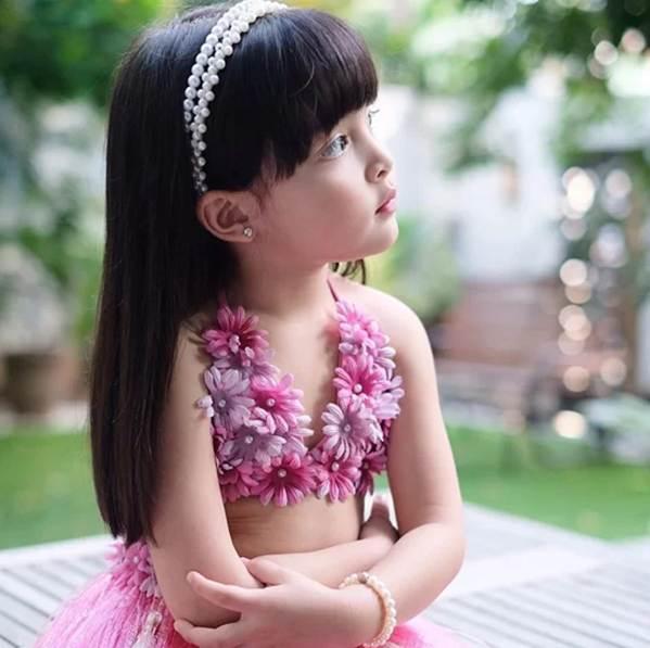 Nhan sắc con gái 'mỹ nhân đẹp nhất Philippines' khiến nhiều người tan chảy-4