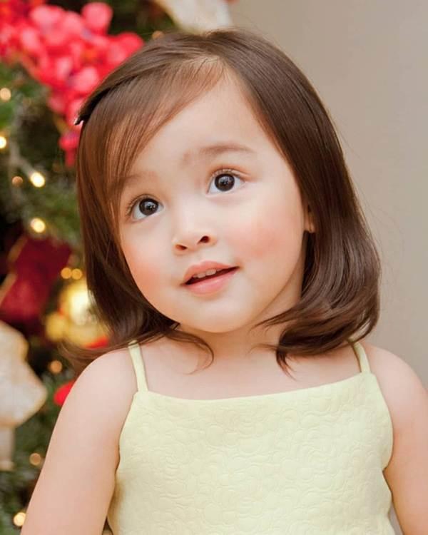 Nhan sắc con gái 'mỹ nhân đẹp nhất Philippines' khiến nhiều người tan chảy-5
