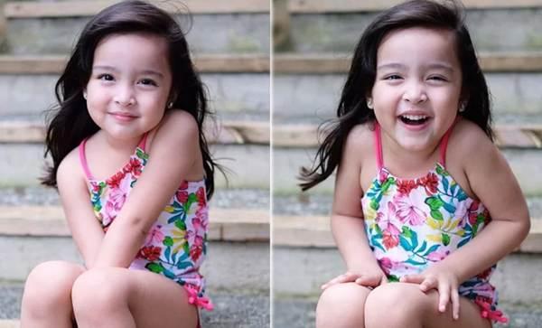 Nhan sắc con gái 'mỹ nhân đẹp nhất Philippines' khiến nhiều người tan chảy-6