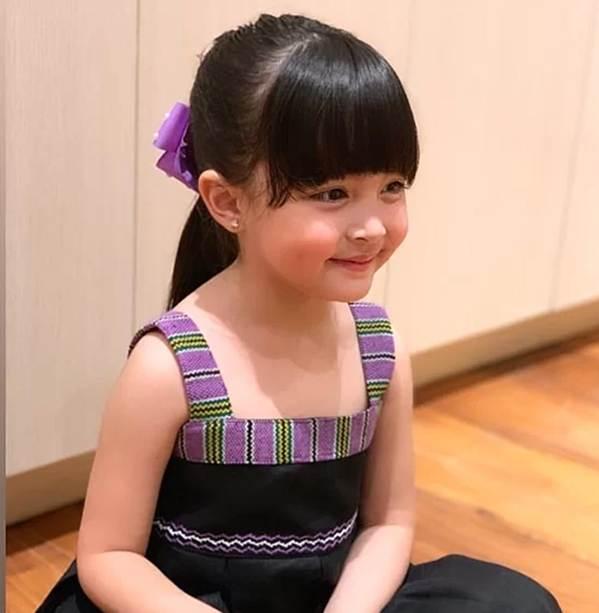 Nhan sắc con gái 'mỹ nhân đẹp nhất Philippines' khiến nhiều người tan chảy-8