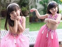 Nhan sắc con gái 'mỹ nhân đẹp nhất Philippines' khiến nhiều người tan chảy