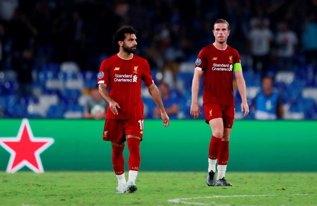 Liverpool thua Napoli và cái tát vào mặt nhà vô địch-1