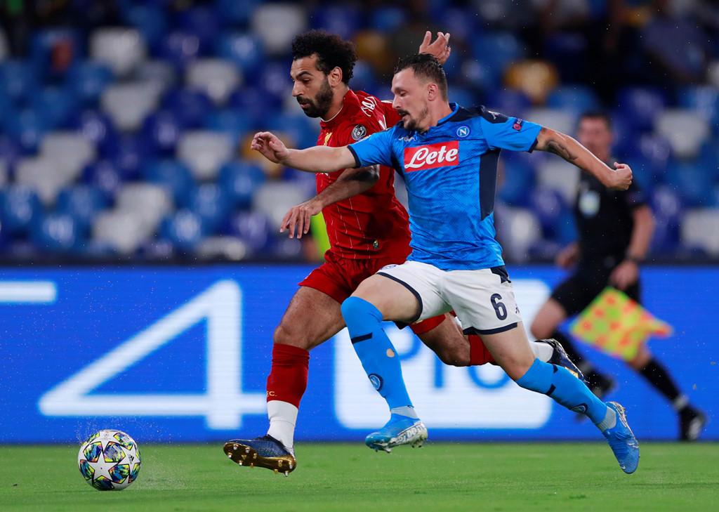 Liverpool thua Napoli và cái tát vào mặt nhà vô địch-2