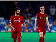 Liverpool thua Napoli và cái tát vào mặt nhà vô địch