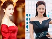 Hoa hậu Phương Lê: 'Vũ Thu Phương rất vô duyên khi nhắc tên Trinh'