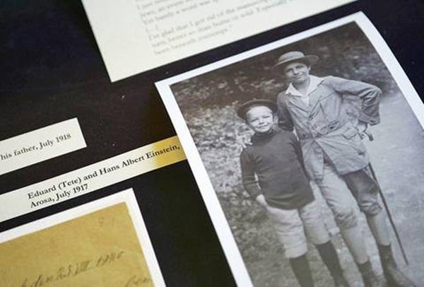 Người con trai út bị lãng quên của thiên tài Albert Einstein: Tư chất thông minh nhưng kết cục bi thảm và nỗi ám ảnh day dứt của người cha-2