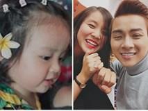 Lộ ảnh cận mặt con gái cưng của Hoài Lâm, ai nấy đều xuýt xoa vì cô bé thật xinh xắn
