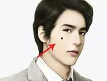 Nốt ruồi đại phú đại quý trên khuôn mặt đàn ông, ai sở hữu thì dễ giàu sang sung túc