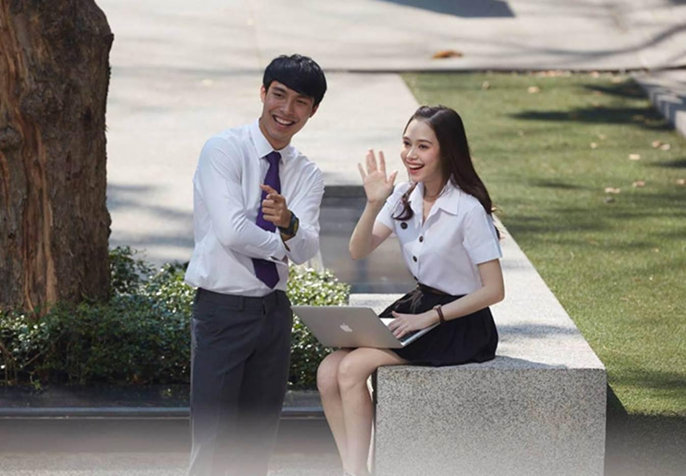 Đại học ở Thái Lan có đồng phục đầu bếp, bartender cho sinh viên-2
