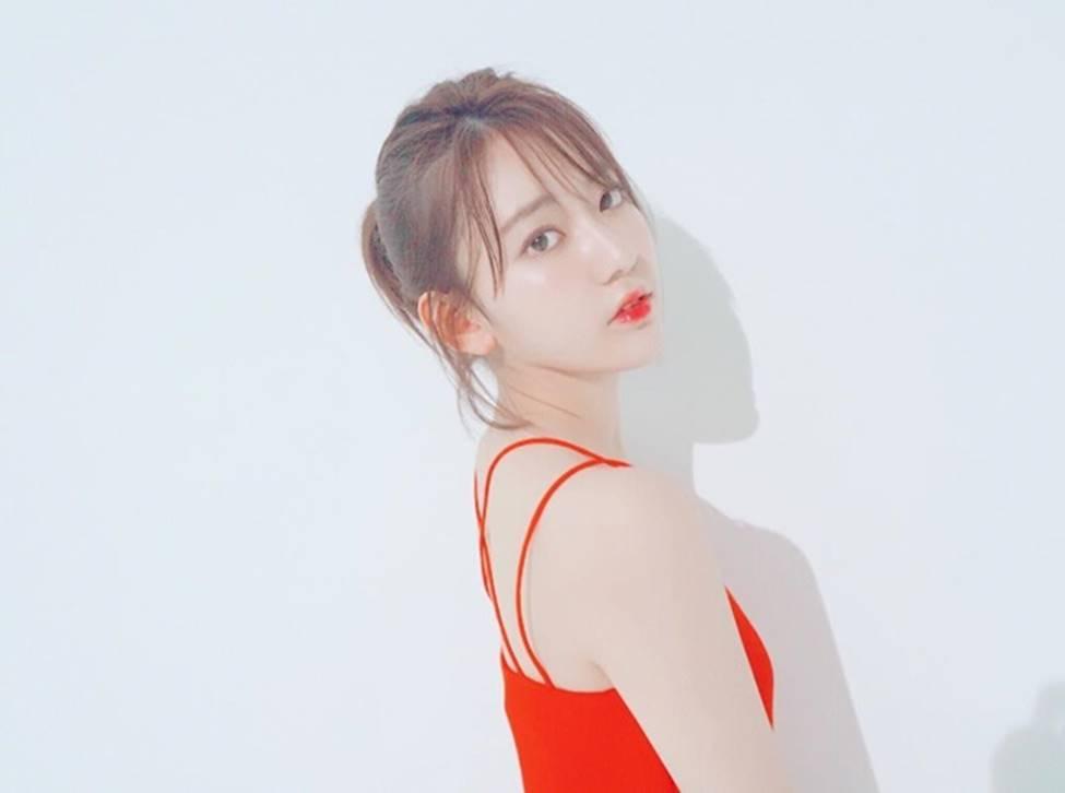 Vẻ đẹp ngây thơ vẫn khêu gợi của mỹ nhân Nhật hư nhất showbiz Hàn-1