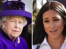 Nữ hoàng Anh bị