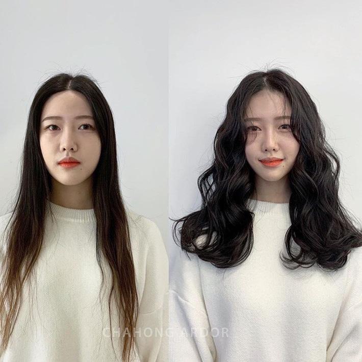 12 màn lột xác khiến bạn phải công nhận ma thuật của tóc xoăn và muốn đặt lịch làm xoăn ngay để đón thu-5