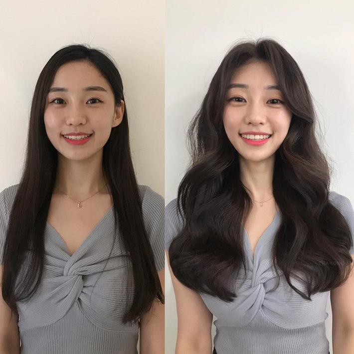 12 màn lột xác khiến bạn phải công nhận ma thuật của tóc xoăn và muốn đặt lịch làm xoăn ngay để đón thu-6