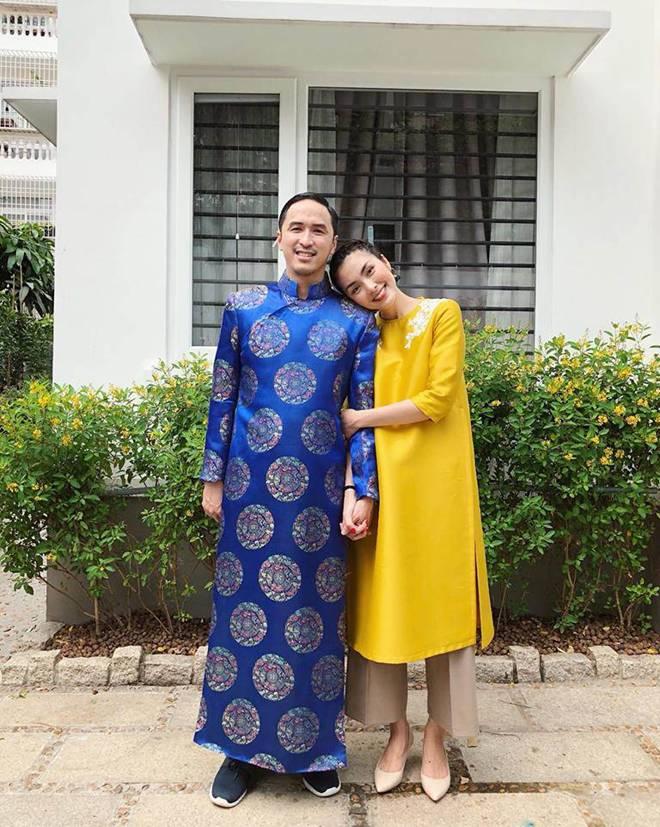 Trước tin đồn hôn nhân rạn nứt, Tăng Thanh Hà và chồng luôn ăn mặc tinh tế và đồng điệu-11