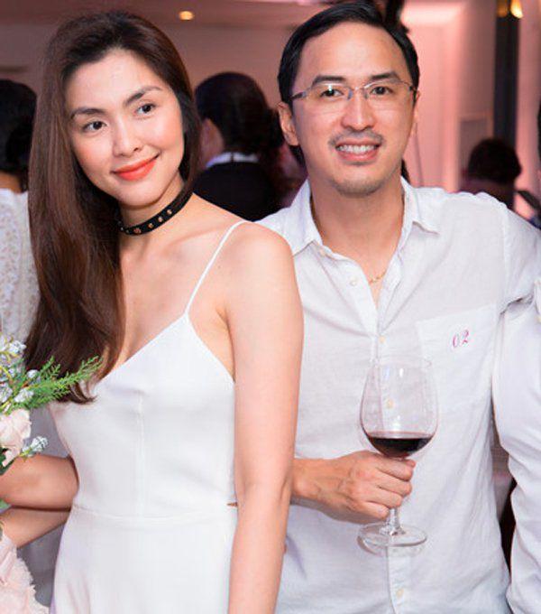 Trước tin đồn hôn nhân rạn nứt, Tăng Thanh Hà và chồng luôn ăn mặc tinh tế và đồng điệu-16