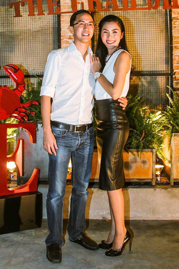 Trước tin đồn hôn nhân rạn nứt, Tăng Thanh Hà và chồng luôn ăn mặc tinh tế và đồng điệu-17