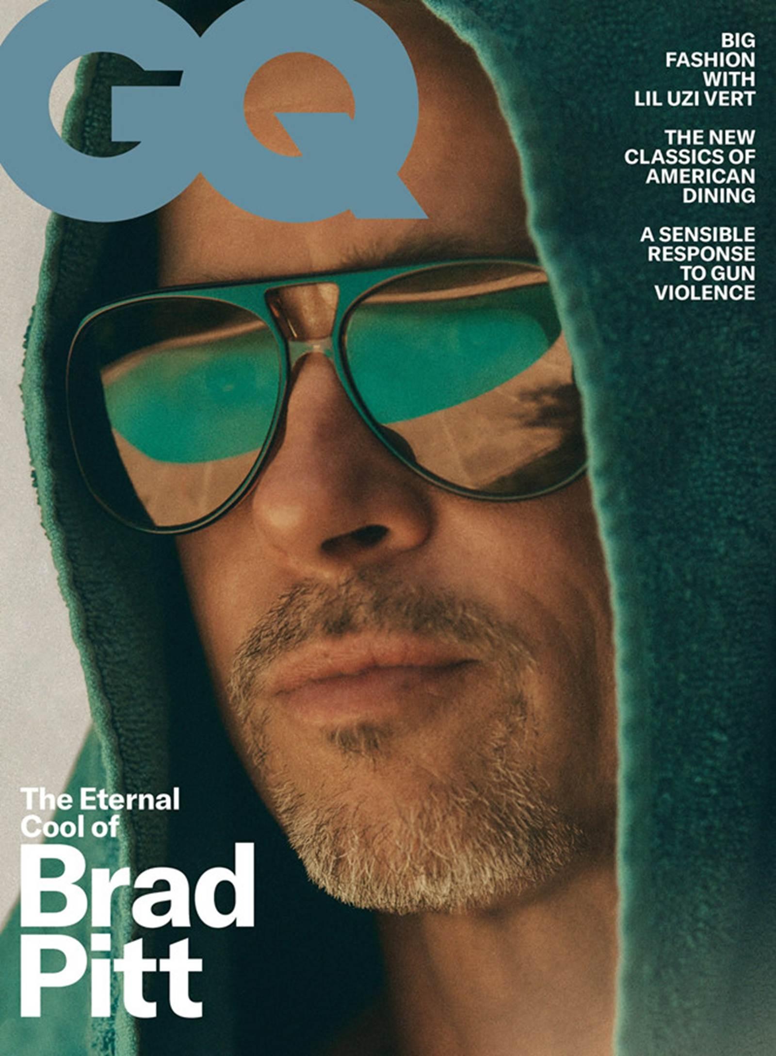 Vẻ phong trần của tài tử Brad Pitt ở tuổi 56-1