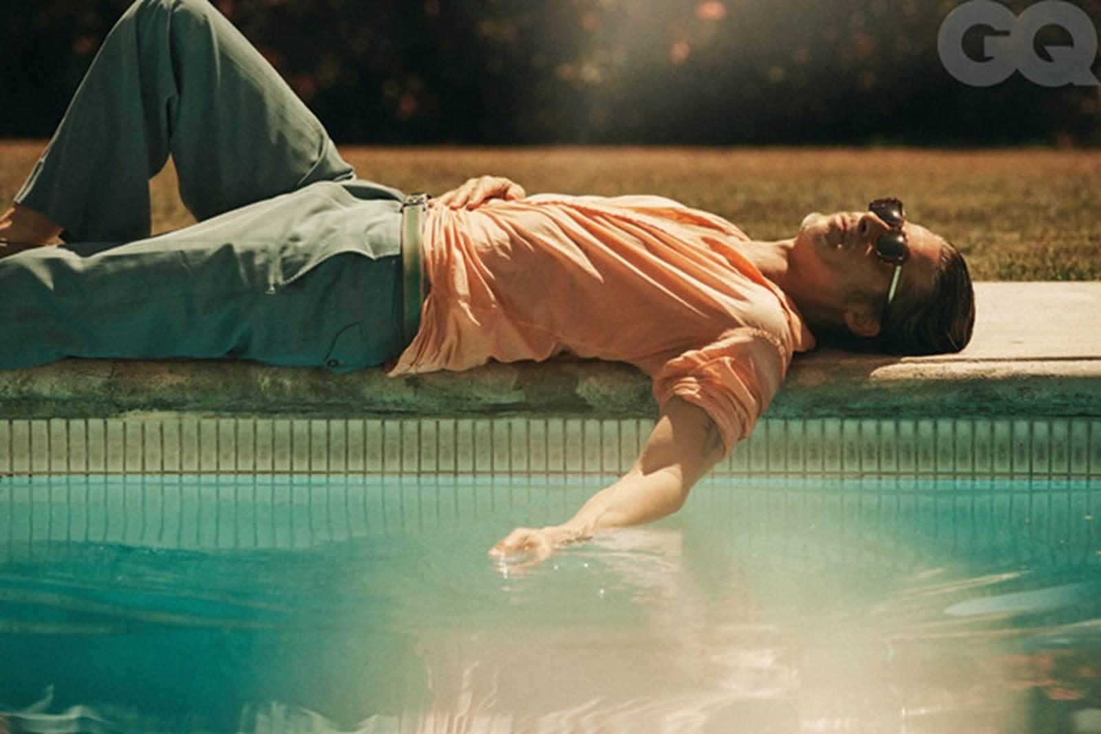 Vẻ phong trần của tài tử Brad Pitt ở tuổi 56-4