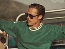 Vẻ phong trần của tài tử Brad Pitt ở tuổi 56