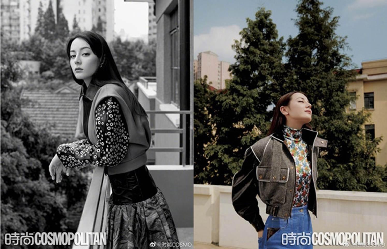 Mỹ nhân Tân Cương Địch Lệ Nhiệt Ba khoe nhan sắc trong bộ ảnh mới-4