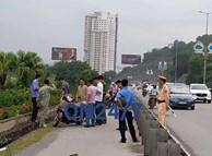Đang đi xe máy, người phụ nữ bất ngờ bị nam thanh niên đâm gục lúc sáng sớm