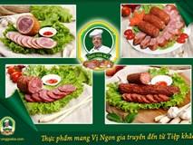 Klobasa - món Tây được người Việt ưa chuộng