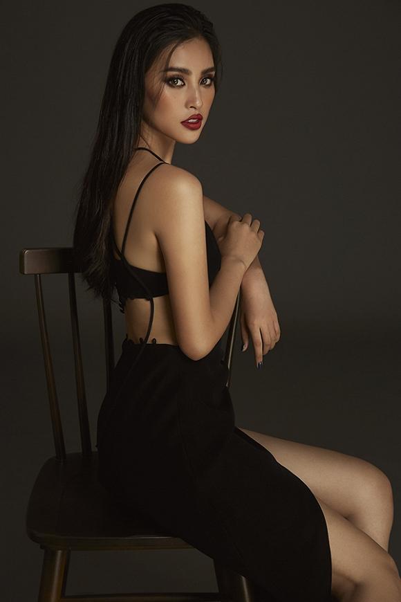 Sự lột xác đầy bất ngờ của Hoa hậu Tiểu Vy sau một năm đăng quang-14