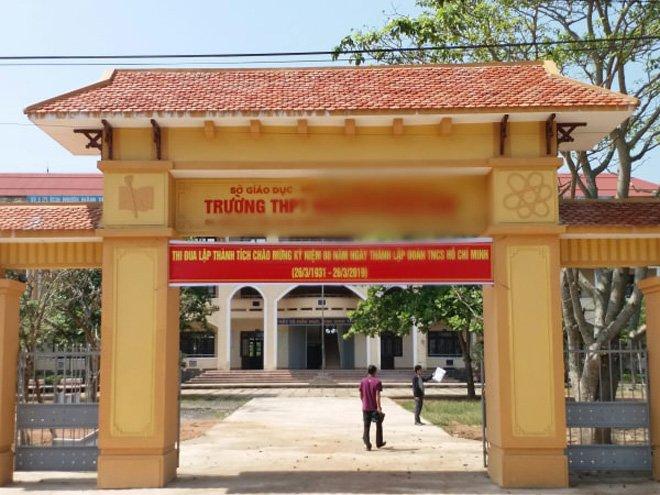 Thông tin mới vụ nữ sinh bị hiếp dâm tập thể ở Quảng Trị-1