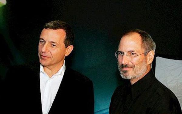 Nếu Steve Jobs còn sống, Apple có thể sáp nhập với Disney-1