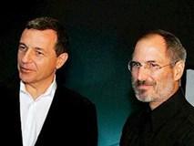 Nếu Steve Jobs còn sống, Apple có thể sáp nhập với Disney