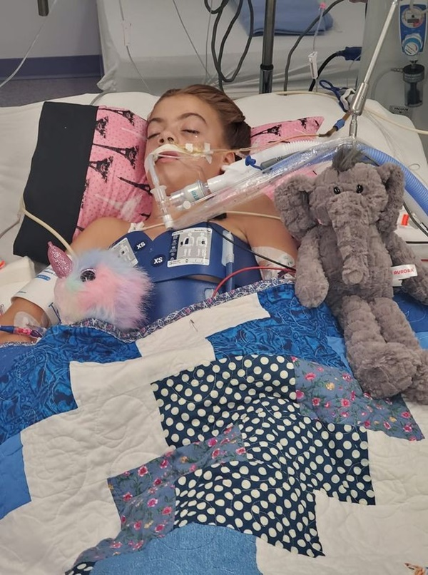 Bé gái 10 tuổi chết vì viêm màng não do nhiễm amip ăn não người khi đi bơi-3