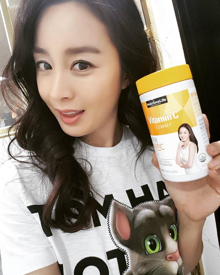 Kim Tae Hee chăm dưỡng da cầu kỳ, bảo sao đã U40 mà vẫn đẹp như nữ thần khiến Bi Rain mê tít-3