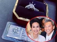 Kỉ niệm 25 năm ngày cưới, 'nữ hoàng ảnh lịch' Diễm My được chồng tặng nhẫn kim cương 5 tỷ