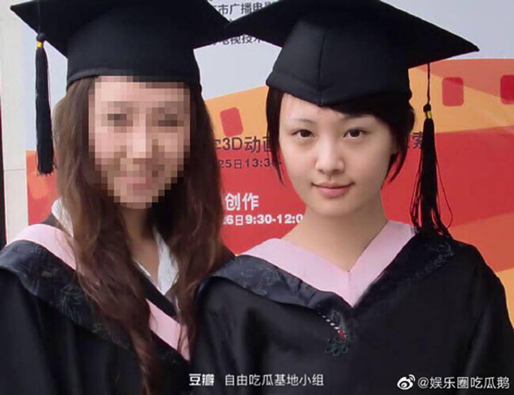 Lưu Diệc Phi và dàn sao Hoa ngữ ngố tàu khi mặc đồng phục tốt nghiệp-3