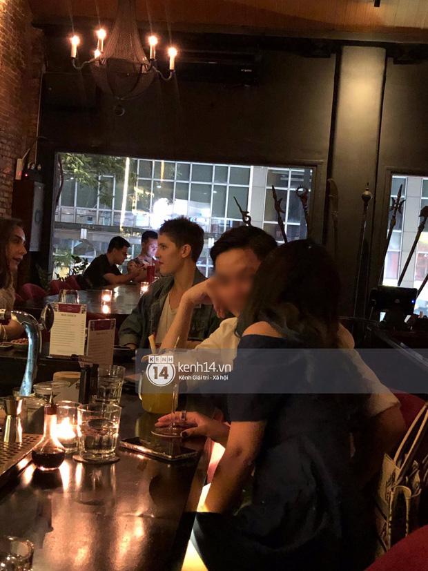 Primmy Trương bị bắt gặp hôn má người đàn ông lạ trong bar, có bạn trai mới sau 8 tháng chia tay Phan Thành?-3
