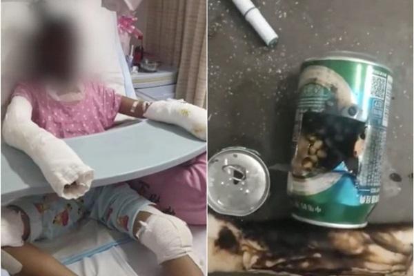 Bé gái tử vong vì bắt chước làm bỏng ngô, Thánh ăn công sở phải bồi thường-1
