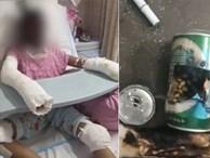 Bé gái tử vong vì bắt chước làm bỏng ngô, 'Thánh ăn công sở' phải bồi thường