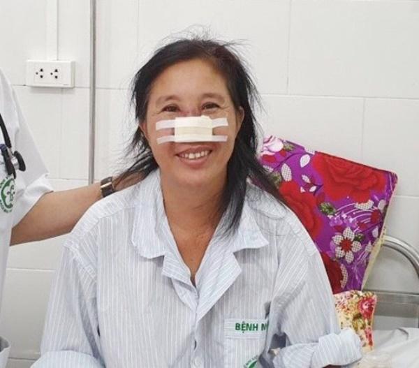 Bệnh nhân bị vi khuẩn Whitmore ăn mũi đã ổn định và được xuất viện-1